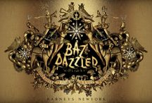 #BAZDAZZLED: Holiday 2014 / This holiday season, Barneys New York is pleased to present BAZ DAZZLED, a decadent, fantastical, modern, and stunningly imaginative holiday extravaganza in collaboration with Baz Luhrmann and Catherine Martin. / by Barneys New York