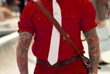 King Wooster / All about hairstyle and outfit from nick Wooster