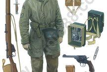 униформа wwII
