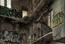 Industrial Archeology Flux / forgotten romanticism