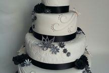 Bruidstaarten uit eigen keuken