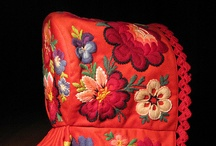 Folk embroidery from around the world
