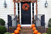 Holidays - Fall / by Morgan Rooks