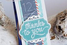 STAMPIN UP BOOKMARKS