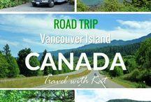 Road Trip around Vancouver Island