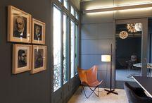 Design / Peças de Design como complemento de arquitectura de interiores