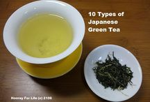 Green Tea, Organic Food, Sprouts / Green Tea, Organic Food, Sprouts @ hoorayforlife.com