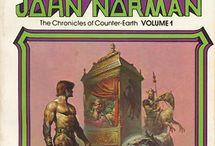 Fantasy scifi work of interest