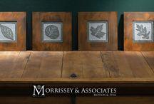 Morrissey & Associates Motion and Stills / Morrissey & Associates Motion and Stills is a small portfolios of work created by world renowned lensmen Robert Morrissey.