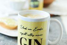 INSPIRATION ♥ Gin