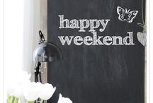Hallo weekend