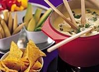 Food: Kaas fondue
