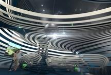 Pavilion Romana - EXPO 2012 - Yeosu Korea