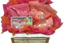 Baby Gift Baskets by Dream Weaver