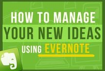 Evernote Tips / Evernote is my favorite tool for creating a life digitally organized. This are tips, tricks, tutorials and templates for fully utilizing this amazing app.