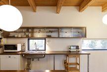 キッチン / 香川県でソラマドの家を建てています、センコー産業です。 香川県内で手掛けた「ソラマドの家」の写真(施工例)を掲載しています。 実際に「ソラマドの家」を見たい方。香川県綾歌郡宇多津町にモデルハウスもございます。ぜひ遊びに来てください♬
