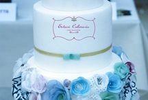 Wafferpaper cake