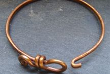 Wire Jewelry / by Jessica, Littlebitofjess Jewelry