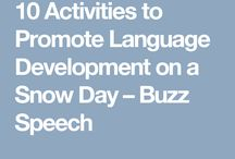 General Information / General information about speech therapy