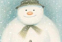 The snowman animation / The snowman