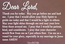 Prayers and Encouragement