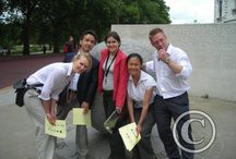 Team Building Treasure Hunts in Westminster / Teambuilding treasure hunts in Westminster are extremely popular with London companies.