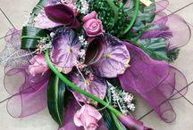 Květinová aranžmá