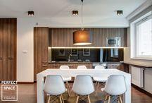 Aranżacje Perfect Space - Mieszkanie zupełnie inne