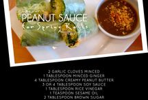 Nice Sauces / Sauces, condiments, and toppings