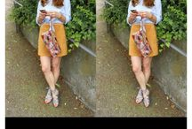 #summerootd / Summer 2015 Fashom Contest and other fun summer outfits!