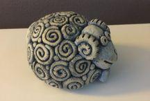 Keramika :) / Mé výrobky:)