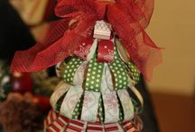 Craft Fair Projects / Projects to make for Nov craft fair / by Debbie Broughton