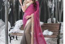 Sarees / Designer wear /Party wear