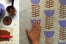 Печать по ткани