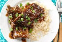 Slow cooker meals / by Jennifer Nam