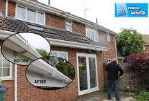 Soffit Cleaning Service