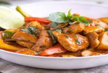 Thai Red Curry Chicken Recipe