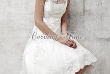 Beauty day / Hochzeitskleider