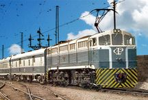 Ferrovias / Locomotivas e ferrovias do Brasil