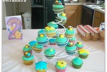 Birthday Party Treats  / by Pamela's Heavenly Treats