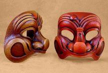 commedia dell arte mask