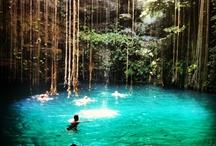 Cenotes del Yucatán-Evento Mexico 2014 / Cenotes del Yucatan