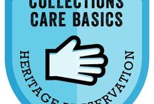 Collections Care general / All things related to the care of museum collections