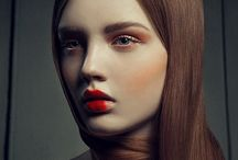 Make up - editorial