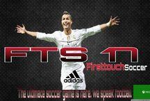 First Touch Soccer 2017 (FTS 17) APK + Data (Obb) File + Mod APK