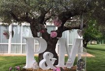 decoracion fiesta de bodas