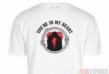 Tricouri personalizate Love