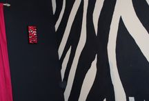 Pared zebra