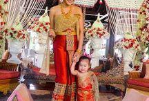Thai Dresses / Thai traditional life
