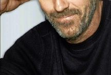 Hugh Laurie, bluesman and very intrasting man